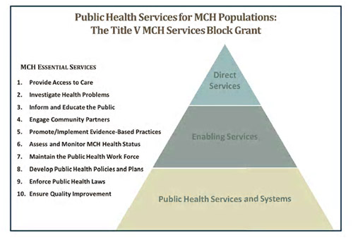 Pyramid of Services | Alabama Department of Public Health (ADPH)