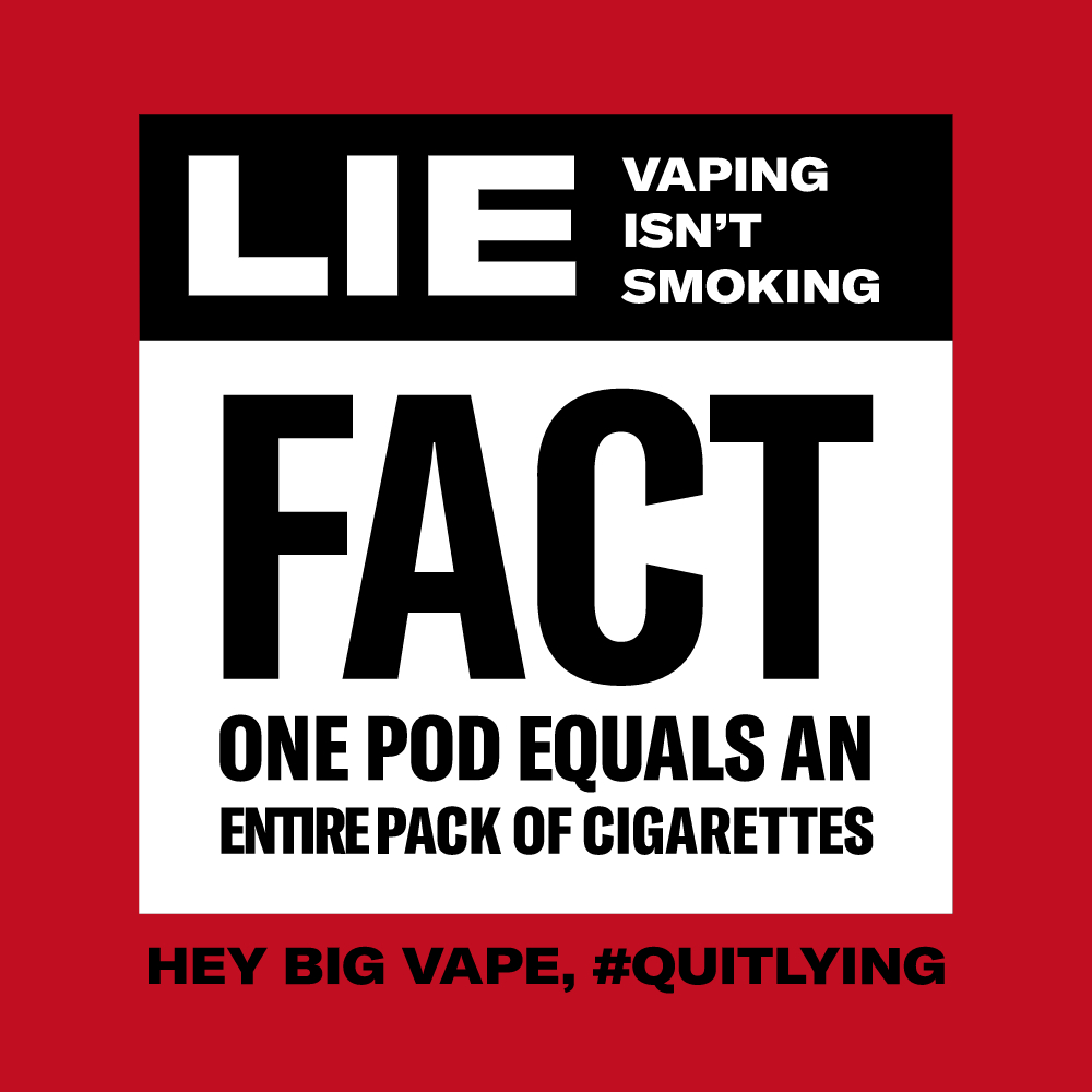 Quit Lying Campaign